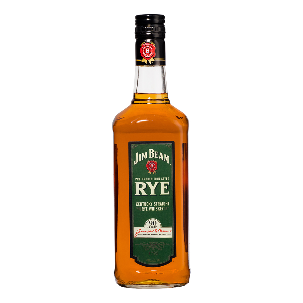 Jim Beam Pre-Prohibition Style Rye